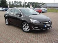 2013 Vauxhall Astra 2.0 CDTi 16V SE 5 door Diesel Estate