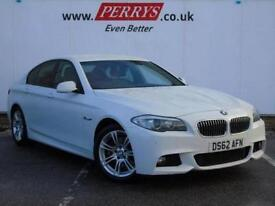 2012 BMW 5-Series 520d M Sport 4 door Step Auto [Start Stop] Diesel Saloon