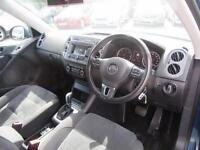 2014 Volkswagen Tiguan 2.0 TDi BlueMotion Tech Match 5 door DSG Diesel Estate