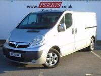 2011 Vauxhall Vivaro 2.0CDTI [115PS] Van 2.9t Diesel