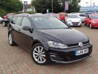 2016 Volkswagen Golf 2.0 TDI GT 5 door DSG Diesel Estate