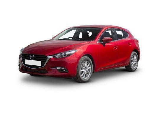 2017 Mazda 3 2.0 SE 5 door Petrol Hatchback