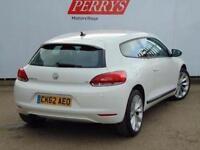 2012 Volkswagen Scirocco 1.4 TSI 122 3 door [Nav] Petrol Coupe