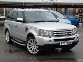 2007 Land Rover Range Rover Sport 2.7 TDV6 HSE 5 door Auto Diesel Estate