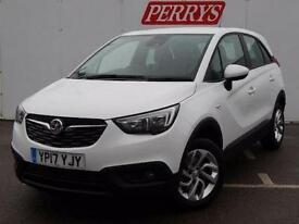 2017 Vauxhall Crossland X 1.2T ecoTec [110] SE 5 door [Start Stop] Petrol Estate