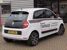 2017 Renault Twingo 1.0 SCE Dynamique S 5 door [Start Stop] Petrol Hatchback