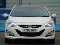 2013 Hyundai i40 Tourer 1.7 CRDi [136] Premium SE 5 door Auto Diesel Estate