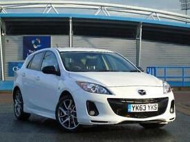 2013 Mazda 3 2.2d [185] Sport Nav 5 door Diesel Hatchback