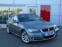 2011 BMW 3-Series 318i Exclusive Edition 4 door Petrol Saloon