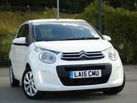 2015 Citroen C1 1.2 PureTech Feel 5 door Petrol Hatchback
