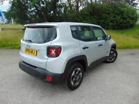 2016 Jeep Renegade 1.6 Multijet Sport 5 door Diesel Hatchback