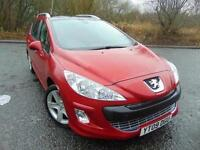 2009 Peugeot 308 SW 1.6 HDI 110 Sport 5 door Diesel Estate