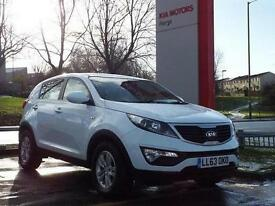 2013 Kia Sportage 1.7 CRDi ISG 1 5 door Diesel Estate