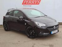 2017 Vauxhall Corsa 1.4 Limited Edition 3 door Petrol Hatchback