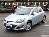 2014 Vauxhall Astra 1.6 CDTi 16V ecoFLEX Excite 5 door Diesel Hatchback