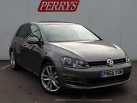 2016 Volkswagen Golf 1.6 TDI 110 GT Edition 5 door Diesel Hatchback