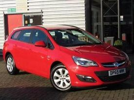 2015 Vauxhall Astra 1.6i 16V Design 5 door Petrol Estate