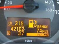 2013 Nissan Cabstar 35.14 dCi Basic+ Tipper Diesel Van
