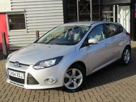 2014 Ford Focus 1.0 EcoBoost Zetec Navigation 5 door Petrol Hatchback
