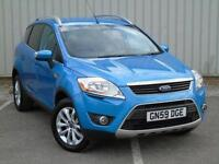 2009 Ford Kuga 2.0 TDCi Titanium 5 door 2WD Diesel Estate