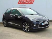2015 Citroen DS3 1.2 PureTech 1955 3 door Petrol Hatchback