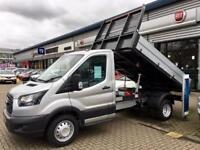 2018 Ford Transit 2.0 TDCi 130ps 'One Stop' Tipper [1 Way] Diesel Tipper