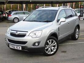 2012 Vauxhall Antara 2.2 CDTi SE Nav 5 door [Start Stop] Diesel 4x4