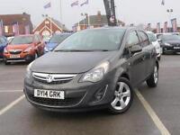 2014 Vauxhall Corsa 1.4 SXi 5 door [AC] Petrol Hatchback