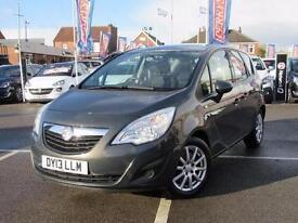 2013 Vauxhall Meriva 1.4T 16V [140] Exclusiv 5 door Petrol Estate