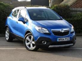 2014 Vauxhall Mokka 1.4T Exclusiv 5 door Auto Petrol Hatchback