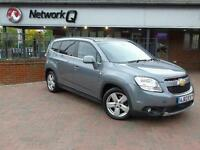 2014 Chevrolet Orlando 2.0 VCDi 163 LTZ 5 door [Start Stop] Diesel People Carrie