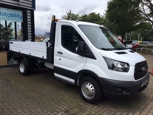 abb3ccde1e Ford Transit 2.0 TDCi 130ps  One Stop  Tipper  1 Way  Diesel Tipper ...