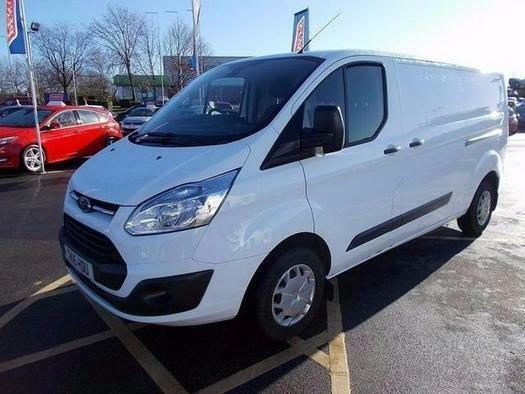2015 Ford Transit Custom 2.2 TDCi 125ps Low Roof Trend Van Diesel