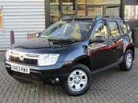 2013 Dacia Duster 1.5 dCi 110 Ambiance 5 door 4X4 Diesel Estate