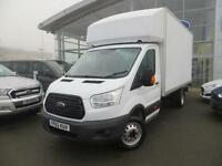 2015 Ford Transit 2.2 TDCi 125ps Heavy Duty Chassis Cab Diesel Van