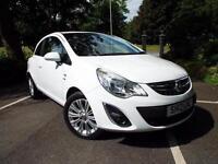 2012 Vauxhall Corsa 1.2 ecoFLEX SE 3 door [Start Stop] Petrol Hatchback