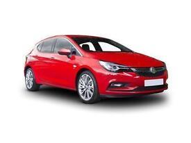2017 Vauxhall Astra 1.4i 16V Design 5 door Petrol Hatchback