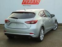 2017 Mazda 3 2.0 Sport Nav 5 door [Leather] Petrol Hatchback