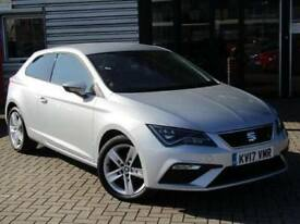2017 SEAT Leon SC 1.4 TSI 125 FR Technology 3 door Petrol Coupe