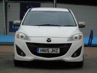 2015 Mazda 5 1.6d Sport Venture Edition 5 door Diesel People Carrier