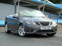 2010 Saab 9-3 1.9 TiD 150 Linear SE 2 door Diesel Convertible