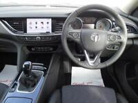 2018 Vauxhall Insignia 1.5T SRi Nav 5 door Petrol Hatchback
