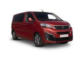 2017 Peugeot Traveller 1.6 BlueHDi 95 Active Compact 5 door Diesel Estate