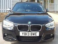 2013 BMW 1-Series 118d M Sport 5 door Diesel Hatchback