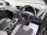 2012 Ford Focus 1.6 TDCi 115 Zetec 5 door Diesel Hatchback