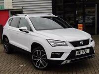 2017 SEAT Ateca 1.4 EcoTSI Xcellence 5 door Petrol Estate