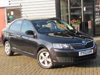 2013 Skoda Rapid 1.2 TSI 105 SE 5 door Petrol Hatchback
