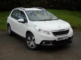 2014 Peugeot 2008 1.4 HDi Active 5 door Diesel Estate