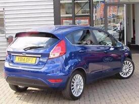 2014 Ford Fiesta 1.6 Titanium 5 door Powershift Petrol Hatchback