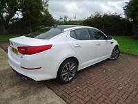 2014 Kia Optima 1.7 CRDi 3 4 door Auto Diesel Saloon